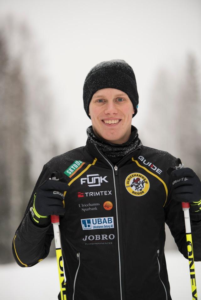 Erik Wickström, Ulricehamns IF