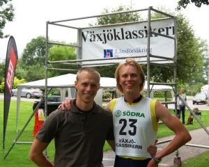 Växjöklassiskerna med Martin Josefsson som support 2010