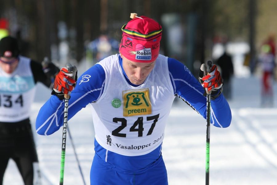 Erik Jonsson, Rossön