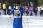 Emil Ekman föll i starten, men reste sig och blev 104:a. Fan vad bra sa jag och Emil.