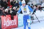 Lars Ljung mot mål