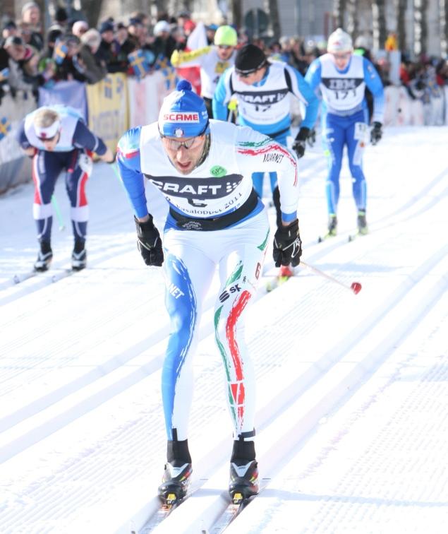 Marco Cattaneo mot mål