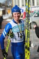 Erik Wickström efter Vasaloppet 2011.