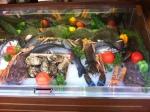 Färsk fisk är ett signum för Venedig.