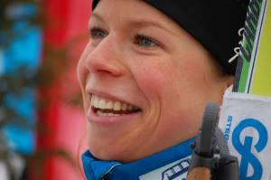 Maria Rydqvist kommer från Smålandsstenar och bloggar bra.