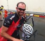 Daniel Rytz är från Sandared och kan allt om prylar till cyklar.