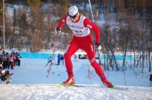 Petter Northug i Beitostölen. Bilden tog jag vid världscupöppning 2009/2010, under epoken då jag inte åkte så mycket skidor.