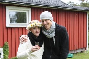 Josefin och Martin