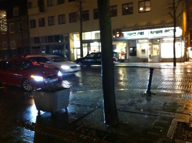 Julstämning i Borås
