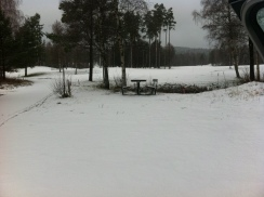 Bredareds golfbana 19 december 2011