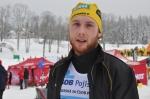 Johan Nyman - dataeminensen bakom skidresultat.se - har fått tomteskägg