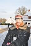 Tobias Westman är som Christian Olsson från Tranemo. De försöker varje år att sluta med skidåkningen, men lyckas aldrig.