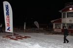 Beachflaggor funkar även vintertid