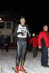 Ulf Högfeldt, född 1962 och ny i H50. Yngre än på många år. Och snabb i skidspåret.