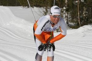 Adam Steen i Vasaloppet 2010. Vad gör han?
