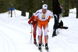 Vi tar Jimmie Johnsson från Vasaloppet 2010 en gång till. Han är ju så snabb i år. 2:a i Jizerska, 1:a i Grotfallsrundan och nu 1:a i Intersportloppet.