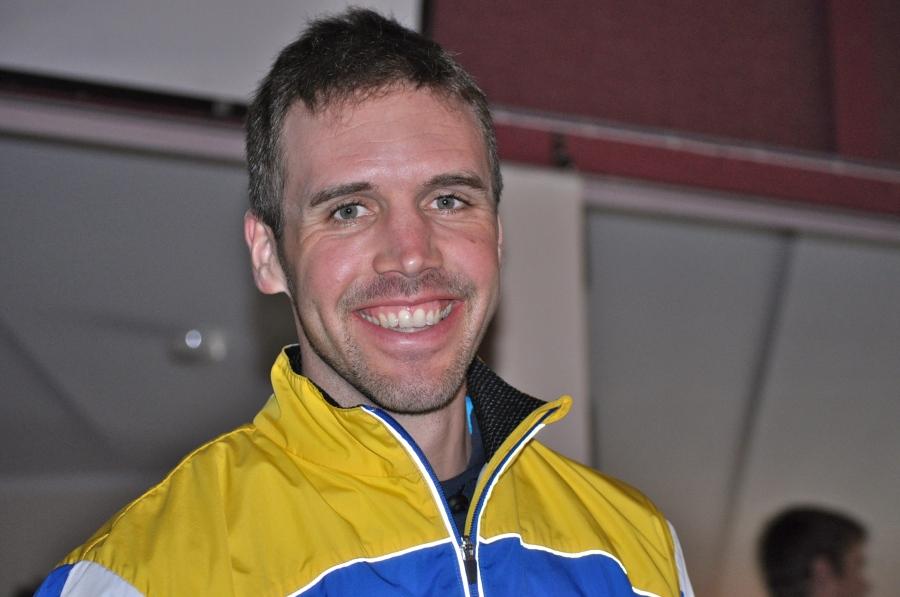 Andreas Karlsson, Hällbybrunns IF, frapperade med en 6:e-plats