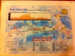 Karta över König Ludwig Lauf