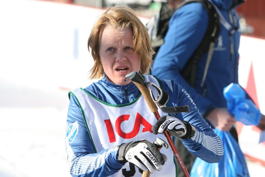 Karin Ersson blev 26:a
