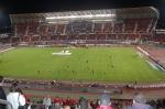 Mallorca-Real Madrid 0-3. En häftig fotbollsmatch där Ronaldo gjorde hat trick.