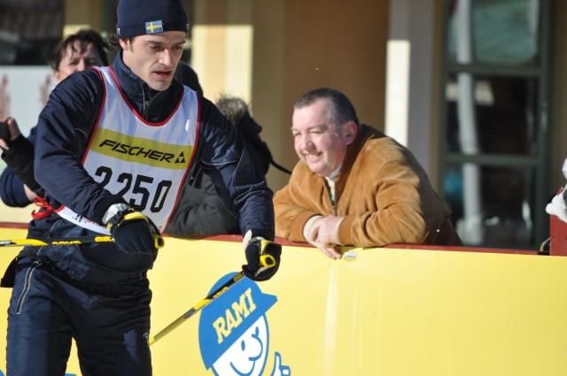 Carl Philip åkte SkejtVasan 30 km