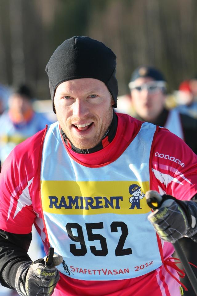 Ramböll Göteborg Lag 4 kör med nummer 952. Med en nolla framför hade det blivit Sorseles riktnummer.