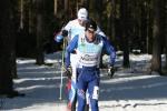 Dan Moberg med GPS