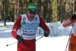 Markus Jönsson med GPS