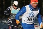 Jesper Brofjärd till vänster gjorde sitt livs lopp och blev 113:e man