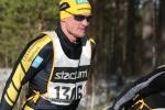 Talangjäveln Martin Henricsson behöver träna ungefär 1 dag per vecka för att bli 134:a i Vasaloppet