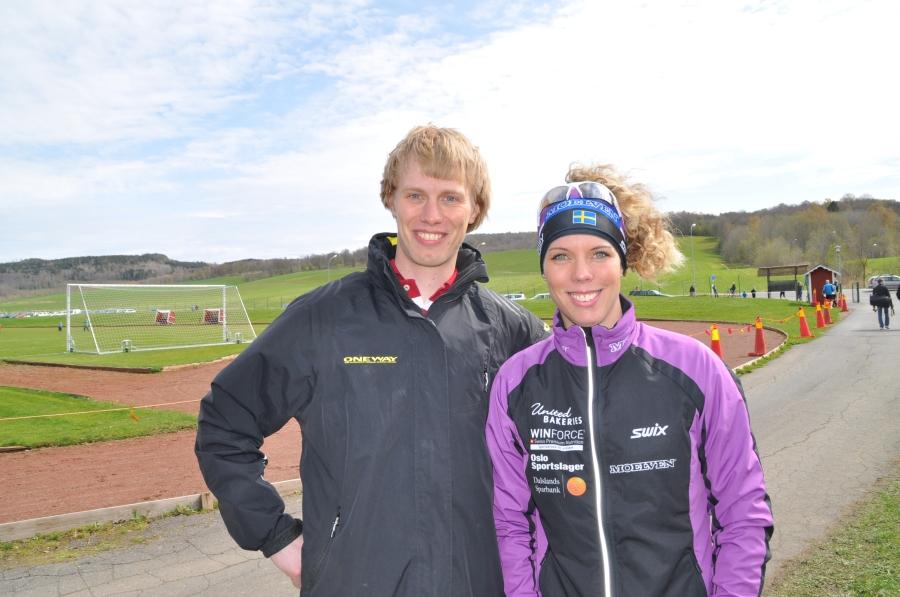 Sandra Hansson vann damklassen