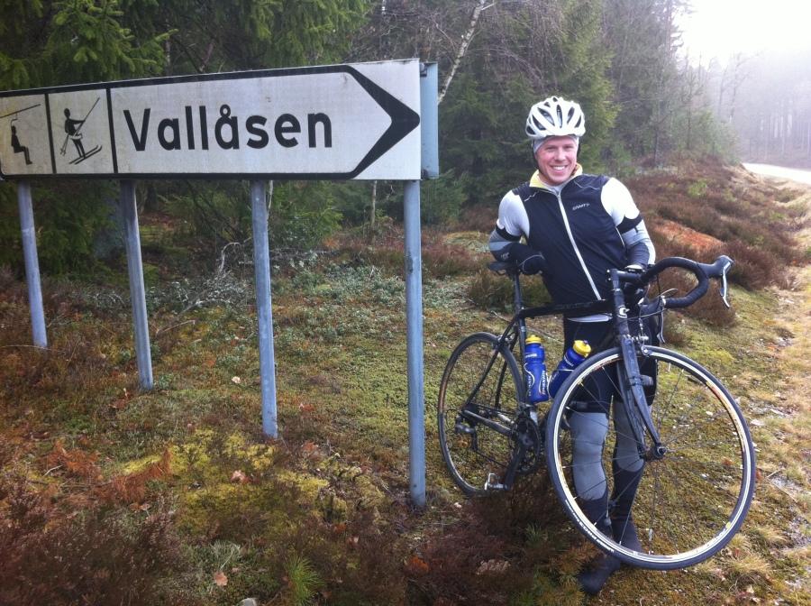 Hit vallfärdar danskar på vintern.