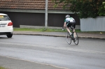 Henrik Öijer höll i 10,5 mil. Sedan fick Faluns bloggikon ge sig.