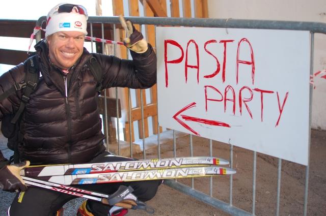 Mathias Fredriksson är snäll både i Sverige och Italien