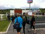 Mot Borås Simarena. Borås är för övrigt Sveriges bästa konditionsidrottsstad, här finns ALLT!