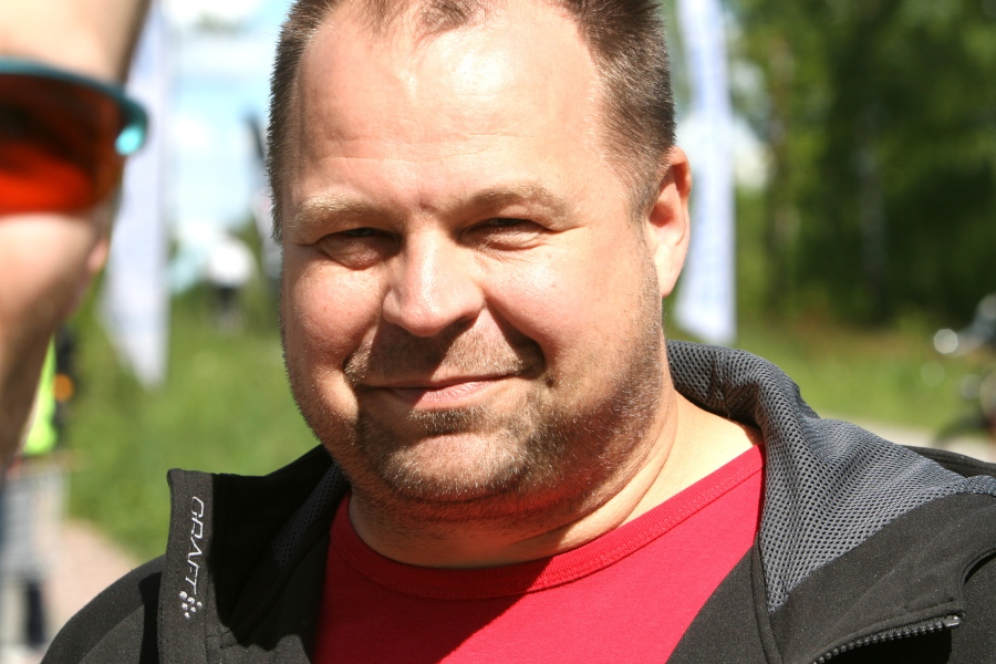 Förbundskapten Johan Ericsson