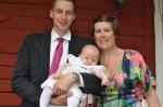 David, Sigrid och Sara