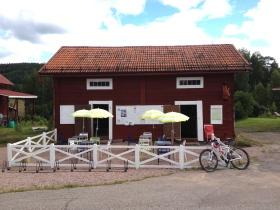 Vackra Vitsand, 6 km norr om Vägsjöfors i Torsbys rymliga kommun