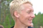 Erik Söderlund från Torsby sprang för Team Arkmek NVS och de vann mixedklassen
