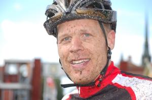 Daniel Tynell imponerade med en 13:e-plats i den första upplagan av CykelVasan