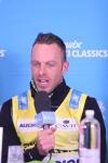Anders Aukland i gula ledarvästen för Swix Ski Classics