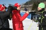 Jens Arne Svartedal, sprintvärldsmästare 2007, sade att han försökte att träna varje vecka nuförtiden