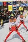 Klas Nilsson (31:a!) och Martin Rosvall åkte bra. Också två av mina klungkompisar i början av loppet.