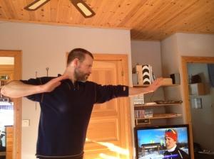 Nyckeln till att bli 216:e man i Vasaloppet som 41-åring utan vidare skidbakgrund. Stefan Palm imponerar på alla plan.