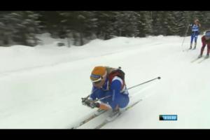 Sandra Hansson fartställning räckte till en 2:a-plats