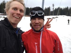 """Jag och Mattias """"Z"""" Carlzon i Ulricehamn"""