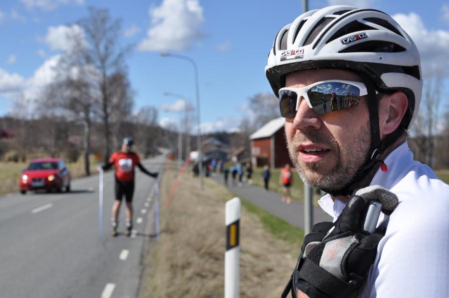 Håkan Huselius, rullskidshandlaren på rullskidspecialisten.se