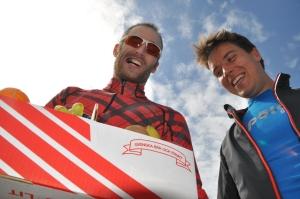 Tobias Westman och Rickard Bergengren