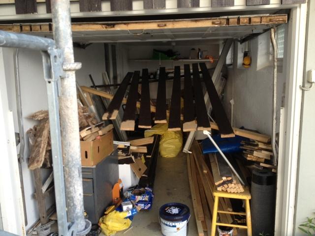 Garage är bra grejer.