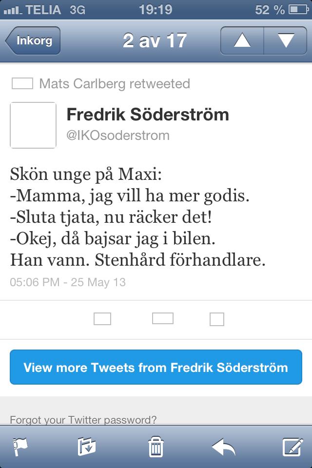 Bra tweet